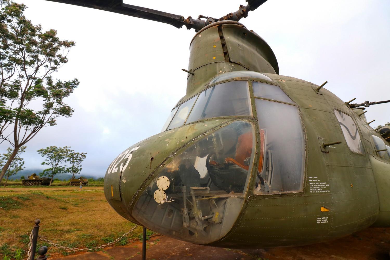 Bezienswaardigheden Vietnamoorlog Khe Sanh