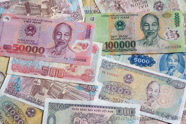 Vietnam geld wisselen of pinnen