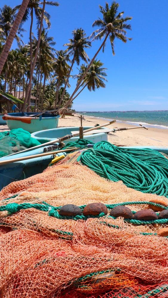 Het strand van Mui Ne behoort tot de beste stranden van Vietnam